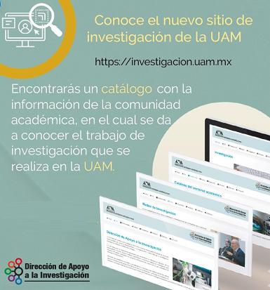 Investigación de la UAM