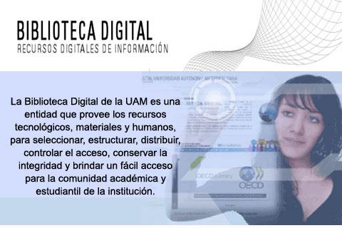 Biblioteca Digital UAM